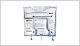 Unique 3-Chamber Parenteral Nutrition Bag Approved