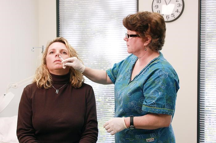 New Insight into a More Effective Nasal Flu Vaccine