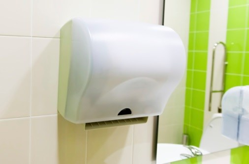 Hand Dryers May Spread More Germs Than Paper Towels
