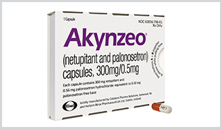 Akynzeo Now Included in NCCN Antiemesis Guidelines