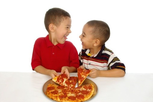 Food Choices May Affect Childhood Obesity More Than Mom's Diet