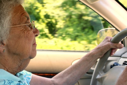 'Driving Straight' May Be Suitable Road Test in Dementia