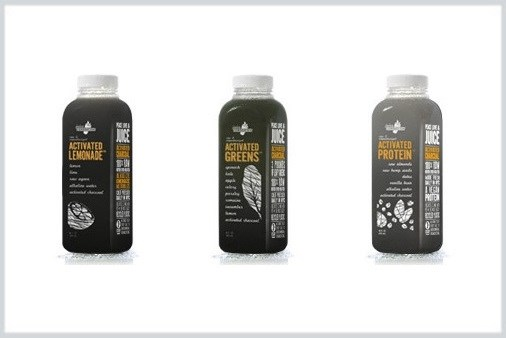 A Little Activated Charcoal With Your Juice?