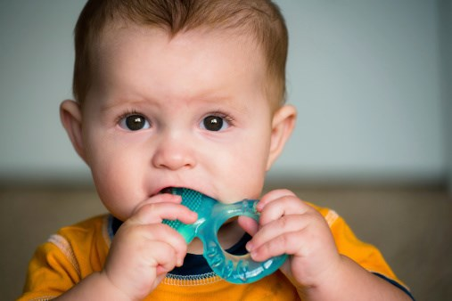 Baby Teethers May Leach Chemicals From Plastics, Study Suggests