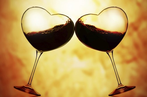 In Controlled T2DM, Wine at Dinner Can Add Heart Benefits