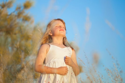 Children May Benefit From Deep Breathing for Stress, Pain Relief
