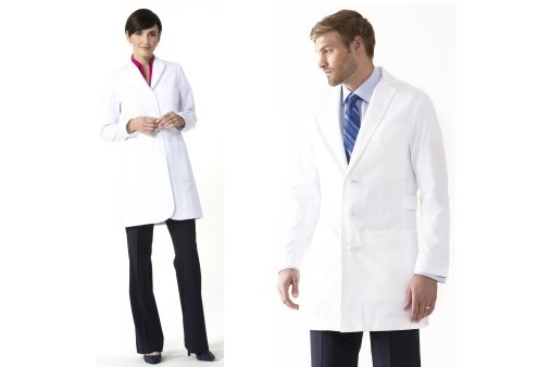 New Quick Dry, Bacteriostatic Lab Coats Launched
