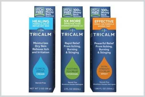New Steroid-Free Options for Itch Relief Launched