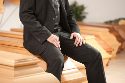 Occupational Hazard for Funeral Directors: ALS?