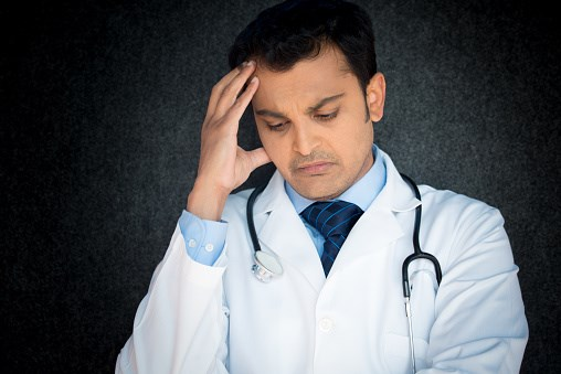 Physician Burnout Up 10% Over Past 3 Years