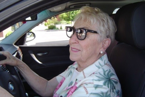 Low Vision Doesn't Always Mean No Driving