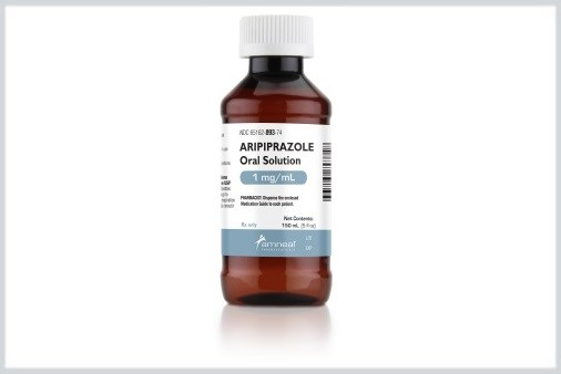 Amneal Launches Generic Abilify Oral Solution