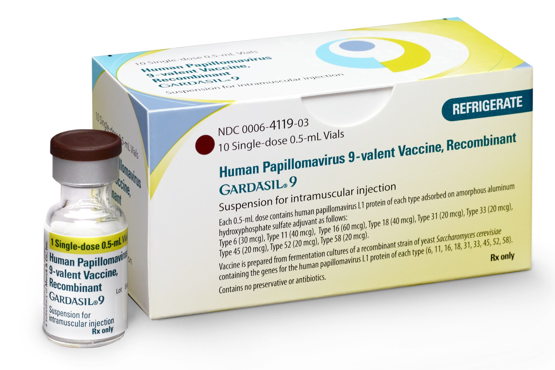Gardasil 9 Approved for Use in Women and Men 27 Through 45 Years Old
