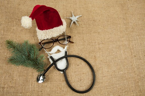 Is the 'Christmas spirit' localized in the brain?
