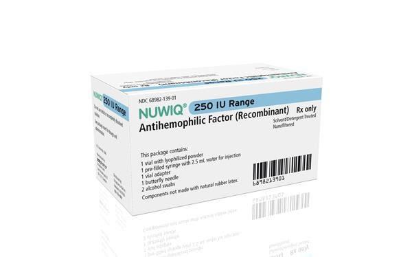 Novel Hemophilia A Treatment Now Available