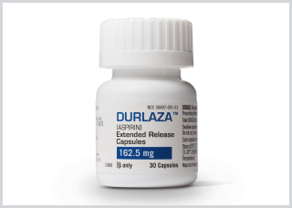 New Haven Pharmaceuticals has announced the launch of Durlaza capsules