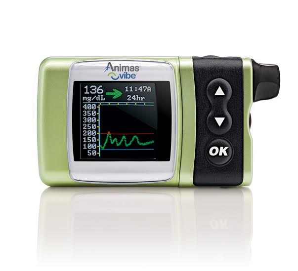 The Animas Vibe Insulin Pump becomes the only system available for patients as young as 2.