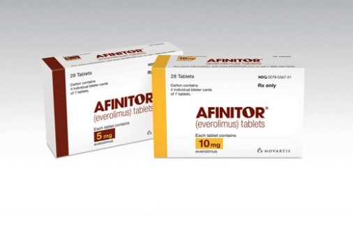 Afinitor Receives Additional FDA Approval