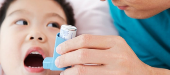 Researchers analyzed 254 children with mild-to-moderate persistent asthma treated with systemic glucocorticoids