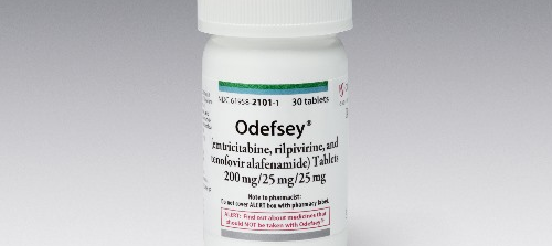 Odefsey is the second tenofovir alafenamide-based regimen to be approved by the FDA