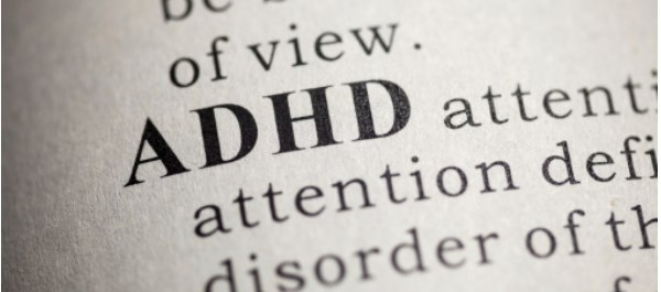 Risk of ADHD more than three times higher than for those without a history of either condition