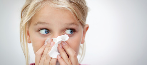 Omalizumab Reduced Number of Colds in Inner-City Children With Asthma
