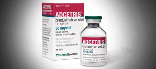 Adcetris + Chemo OK'd as Frontline Tx for Advanced Classical Hodgkin Lymphoma