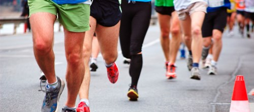 Amateur marathoners had highest troponin I and T vs half-marathon and 10km racers.