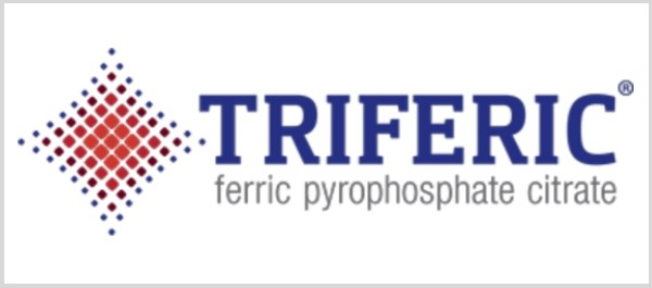 Triferic acts to maintain hemoglobin without increasing ferritin