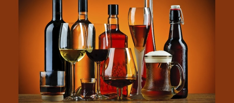 Long-term drinking even moderate amounts of alcohol may increase risk of stroke