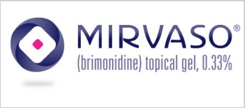 Mirvaso Gel is available in 30g and 45g tubes and now in a 30g pump presentation.