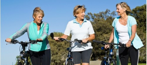 Inactivity boosts risk for falls, broken bones, serious disease, and early death, CDC warns
