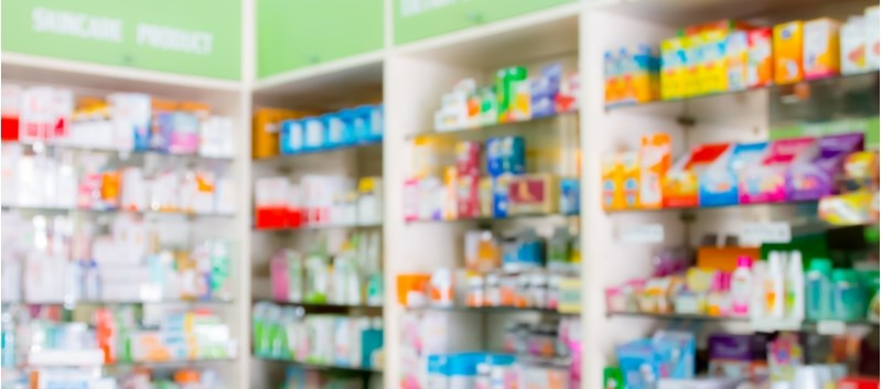 Some Prescription-Strength Meds May Be Easily Acquired Over-the-Counter