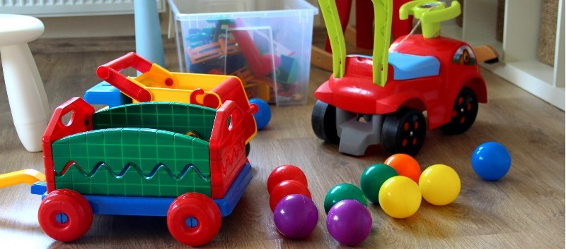 Study Examines Longevity of Viruses on Children's Toys