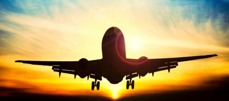 Study takes into account passenger, crew movement during transcontinental flights