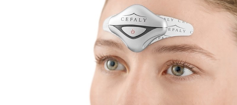 Cefaly was the first approved external trigeminal nerve stimulation (e-TNS) device for preventing migraine attacks