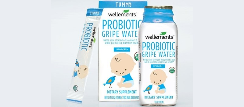 Gripe Water with Probiotic Now Available for Infants