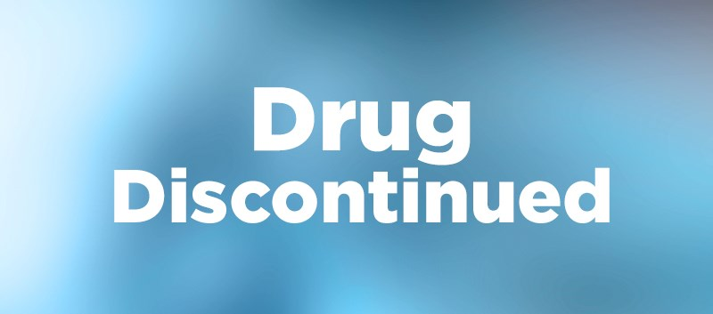 FDA Announces Antiemetic Drug Discontinuation