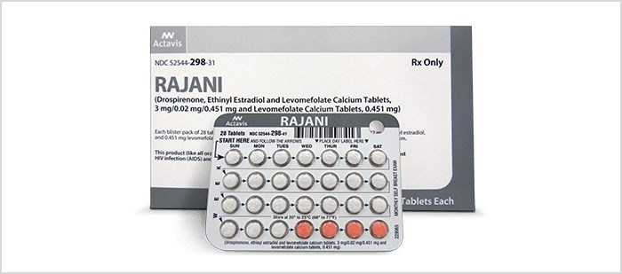 Oral Contraceptive Rajani Now Available
