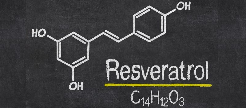 Reduced aortic stiffness with resveratrol treatment