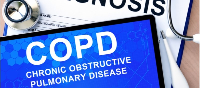 The report includes a revised definition of COPD