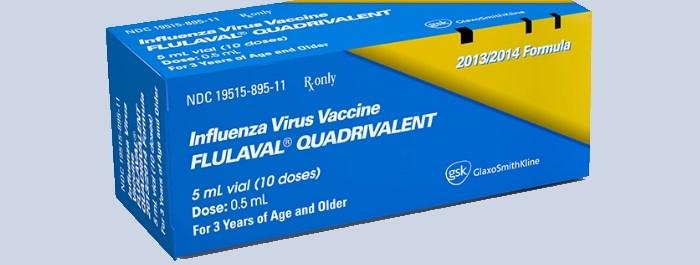 FDA Expands Age Range for FluLaval Quadrivalent Vaccine