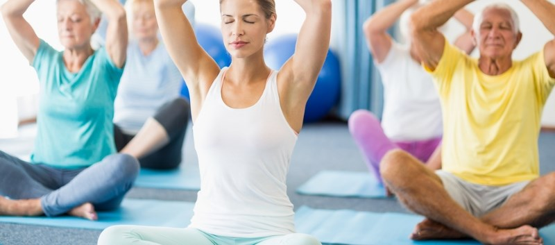 Researchers compared yoga to no intervention or a non-exercise intervention; education and exercise intervention