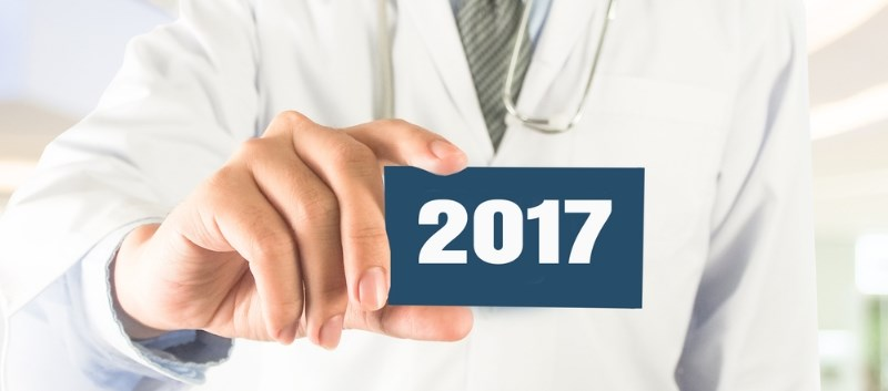 Ringing in the New Year: Medical Innovations for 2017