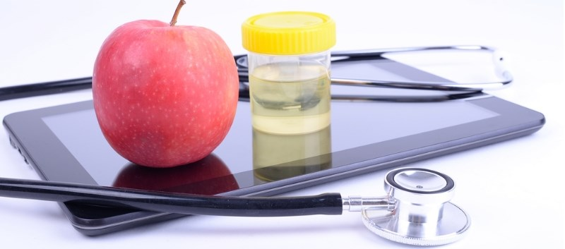 A urine test has been developed to indicate the health of a particular diet