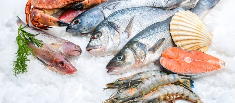 Researchers suggest most varieties of fish may play a role in controlling symptoms