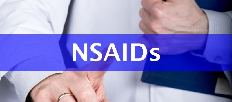 The researchers estimated that only 1 in 6 patients gained a benefit from taking NSAIDs.