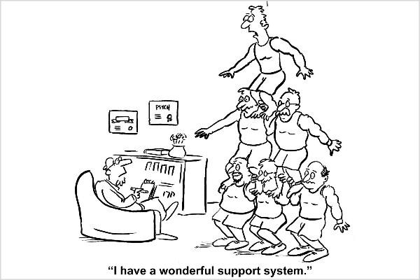 Weekly Cartoon: Monday, February 13