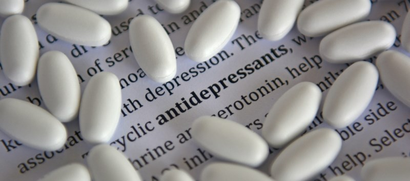 Antidepressant efficacy differences seen depending on clusters of symptoms