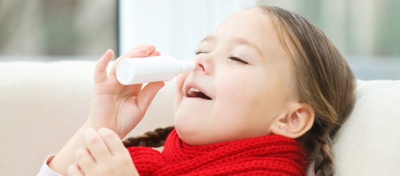 Intranasal Sprays Compared For Allergic Rhinitis In Young